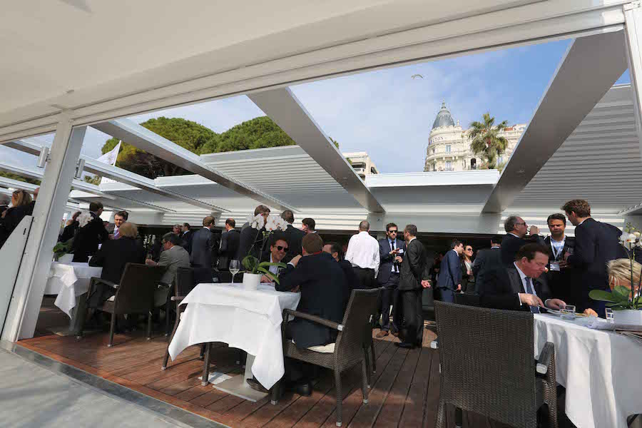 book your event lunch, diner, cocktail in cannes